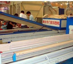 steel door made in china with son-mother door