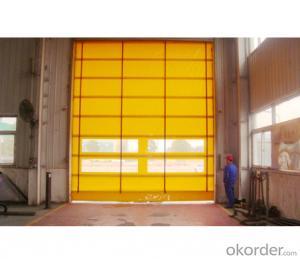2014 Latest Design Stainless Steel Door F-16