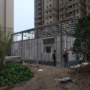 Good quality and low cost prefab cement house