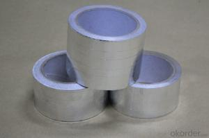 aluminum foil tapes FSK insulation flexible ducts HVAC system