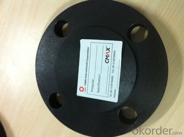 CARBON STEEL PIPE FORGED FLANGES A105 ANSI B16.5 BEST PRICE
