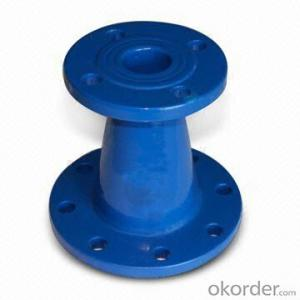 Ductile Iron Pipe Fittings Push On Joint Made in China