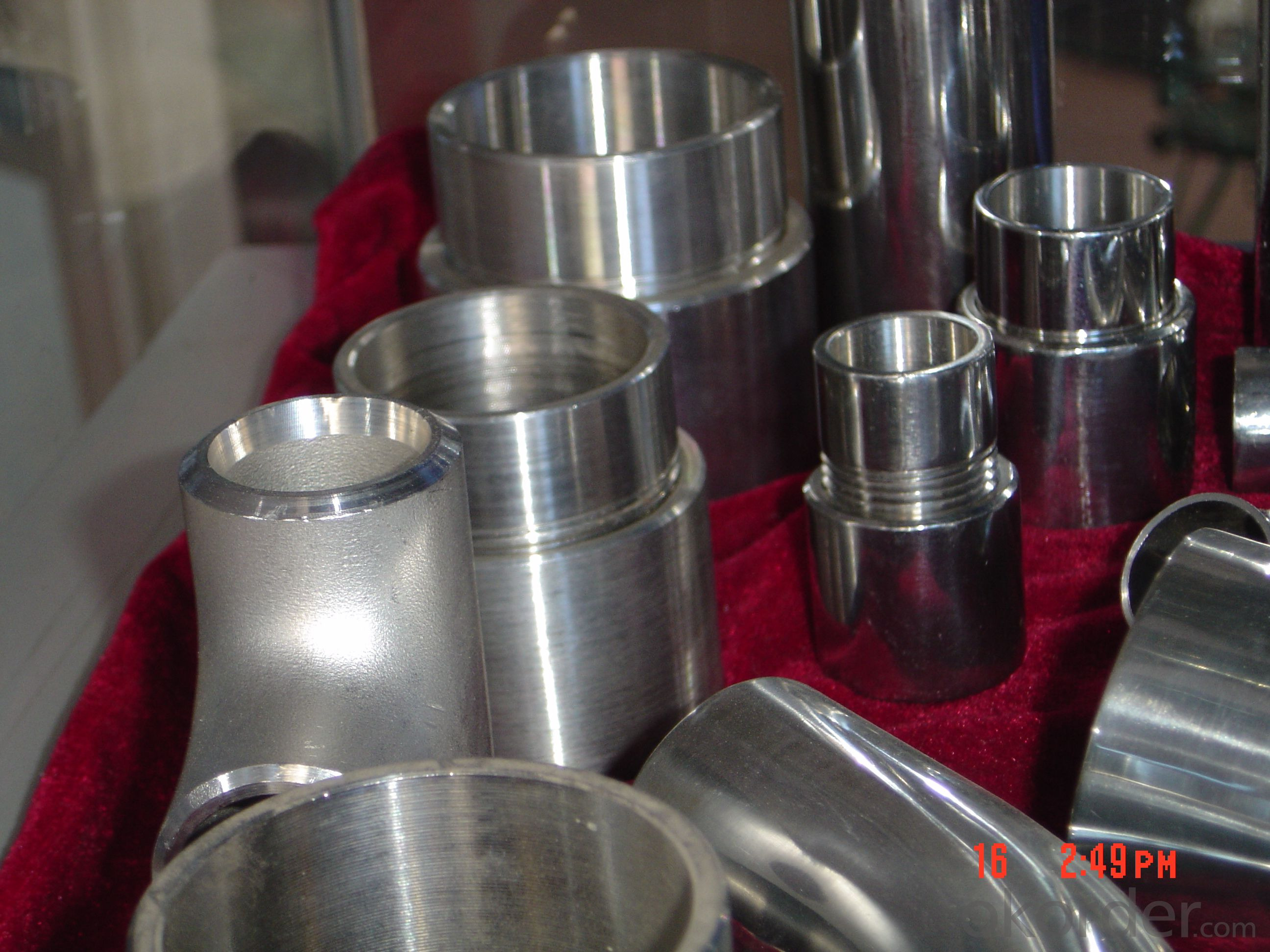 STAINLESS STEEL PIPE BUTT WELDED 90D ELBOW LR 304/316 ANSI B16.9 BEST PRICE BEST QUALITY