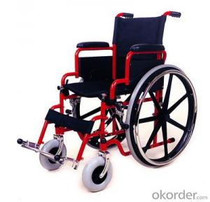 Standard manual handicapped multi-functional wheelchair9031Q02