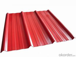 Steel Plate Roof Panel at Cheaper Price Double Color