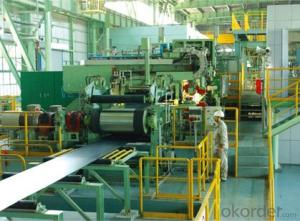Cold  rolled steel coil and sheet and sheet
