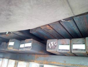 Hot Roll Square Steel Bar with Grade Q195 / Q235