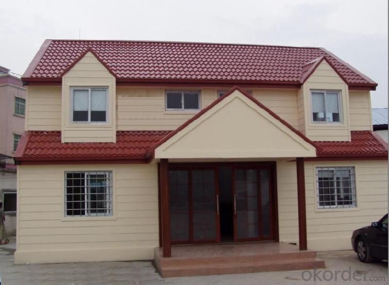 Prefab Villa Light Steel Villa Price/Light Steel Villa Housing Price