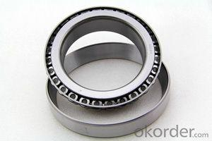 32020 Tapered Roller Bearigs Single Row Bearing