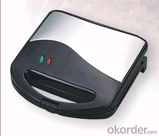Hot Sandwich Maker with Cool Touch Exterior
