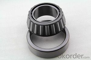 30226 Tapered Roller Bearigs Single Row Bearing