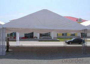 Fabric large waterproof aluminum event tent