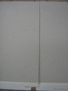 Acoustic Fiberglass Ceiling Concealed Edge