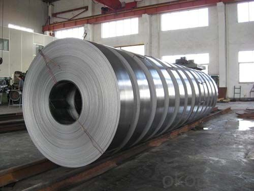 Gavanized    steel   coil   and   Strips