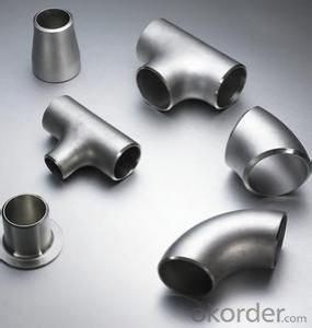STAINLESS STEEL SEAMLESS FITTING ASTM B16.9 304/316L