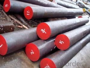 ALLOY  HOT ROLLED ROUND BAR JIS/GB/DIN STANDAR