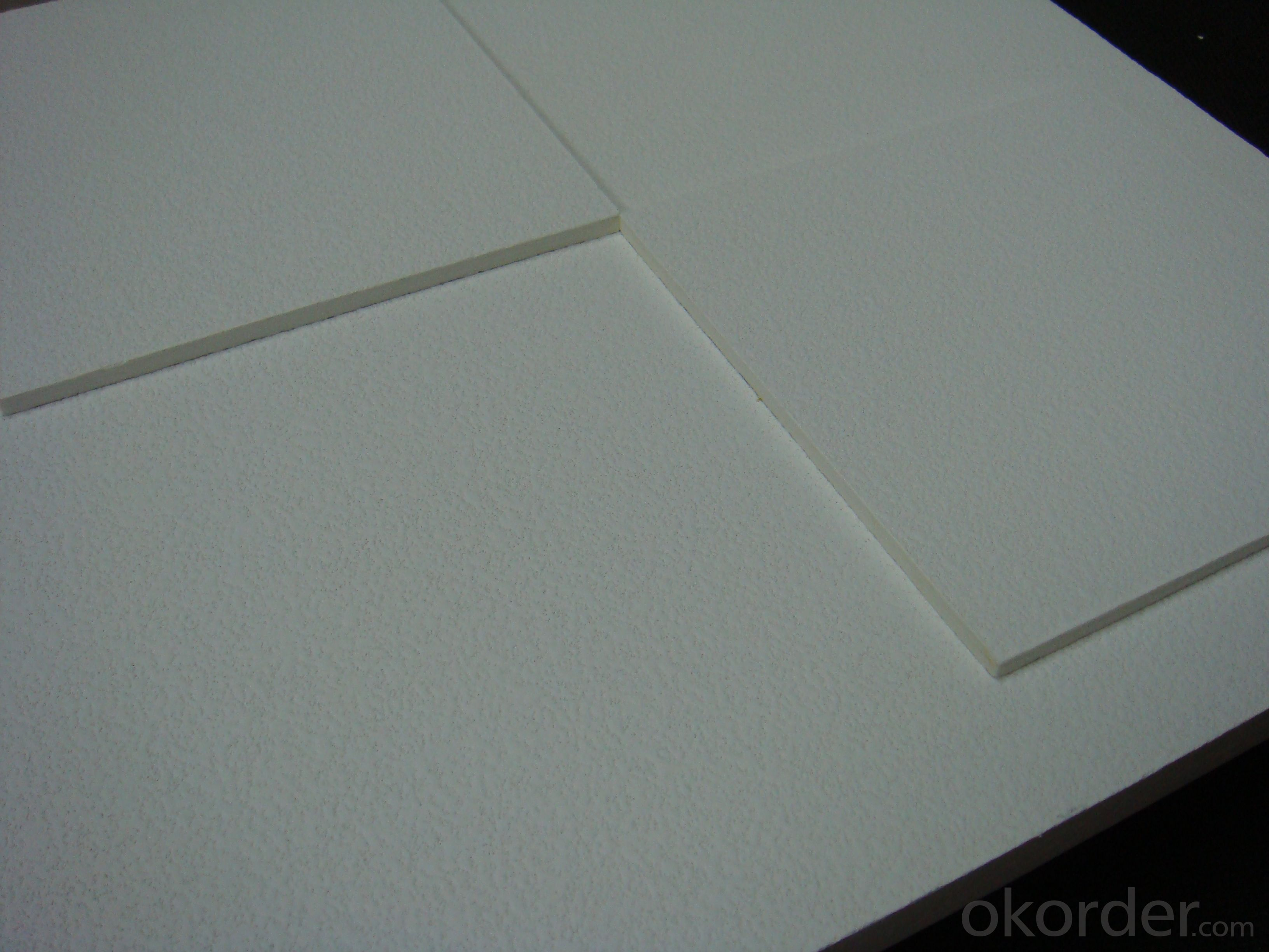 Acoustic Fiberglass Ceiling 15mm thickness