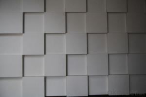 Acoustic Fiberglass Ceiling 40mm thickness