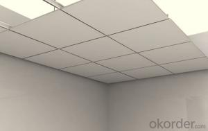 Acoustic Fiberglass Ceiling 100K density