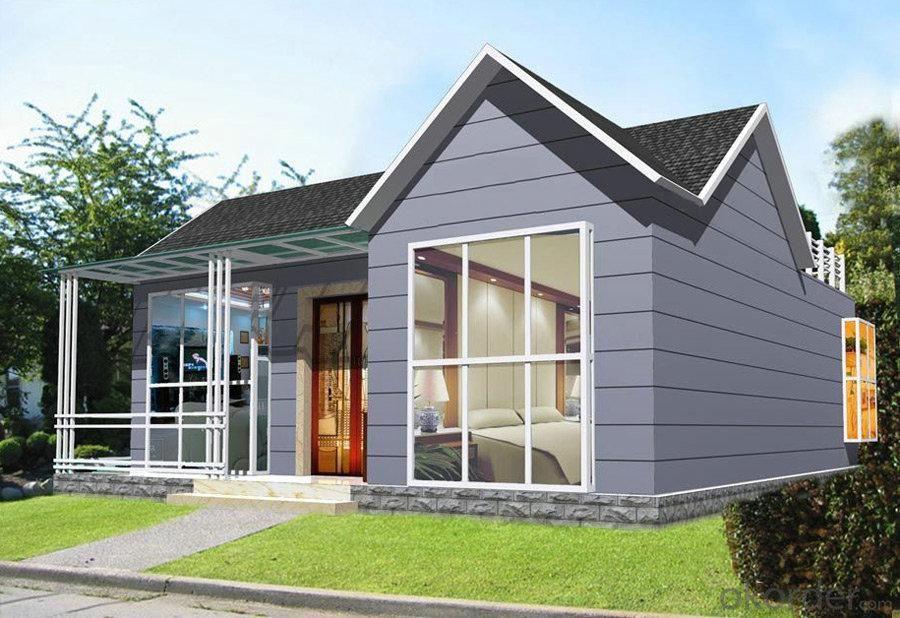 Prefab Light Steel Villa for Home or Office (Supplier/Manufacturer)