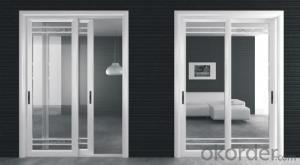 Professional Industrial Aluminium Sliding Door