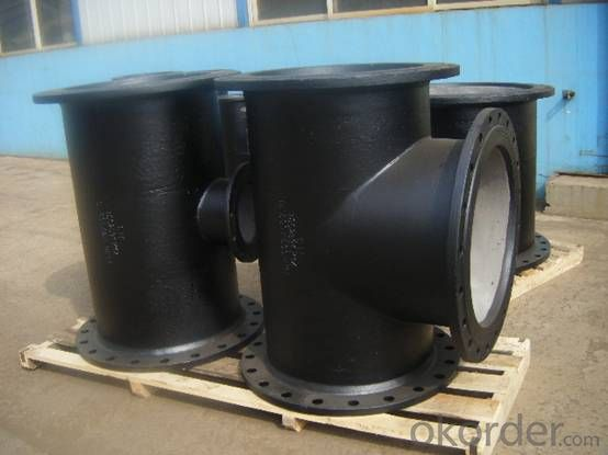 Ductile Iron Pipe Fittings Made in China