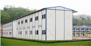 Sandwich Panel Prefab Houses Made in China/Easy Installation