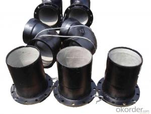 Ductile Iron Pipe Fittings From Good Supplier Made In China