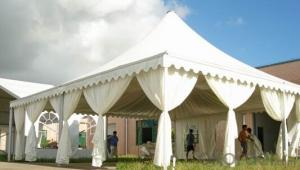 Free design promotional outdoor trade show and event tents