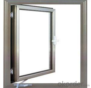 high  quality  aluminum  casement window