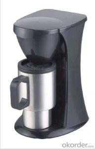 One Cup America Coffee Maker with One Cup America Coffee Maker with Auto-shutoff function