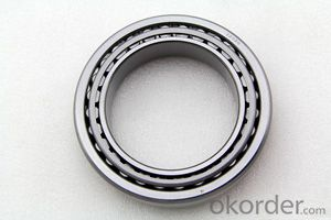 32007 Tapered Roller Bearigs Single Row Bearing