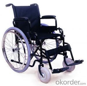 Standard manual handicapped multi-functional wheelchair9031Q02