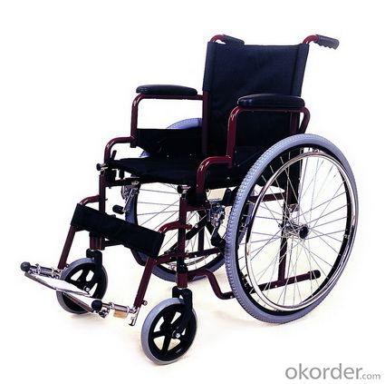 Standard manual handicapped multi-functional wheelchair9031Q01