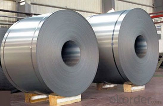 Stainless Steel Coil 304 Surface Finish  No.1