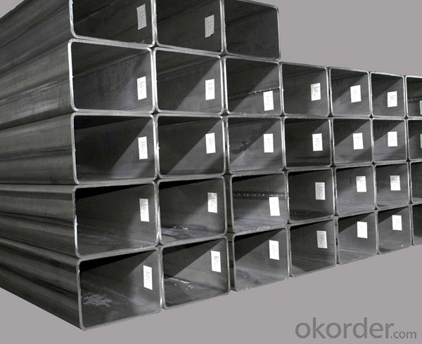 Hollow Section-Square Pipes With High Quality