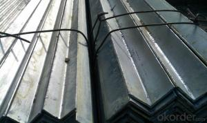 hot rolled angle steel JIS  50MM*50MM 6M