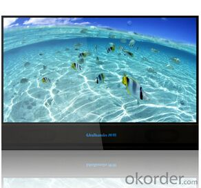 SD 110 inch TV Glass-free 3D LED Display