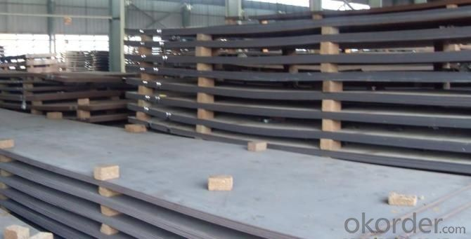 Grade Q450NQR1 Corten Steel Plate 2.0*1000*3000