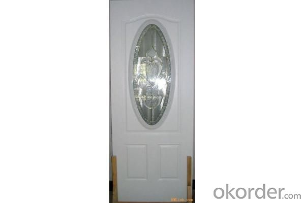 Metal Steel Security Door for Interior Decoration