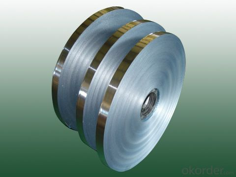 Laminated Foil for  Shielding Coaxial Cable