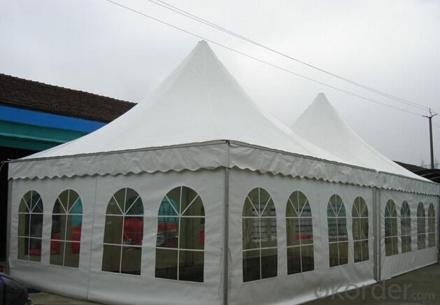 Outdoor aluminum luxury party event tent