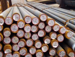 alloy hot rolled  round steel bar  100*100