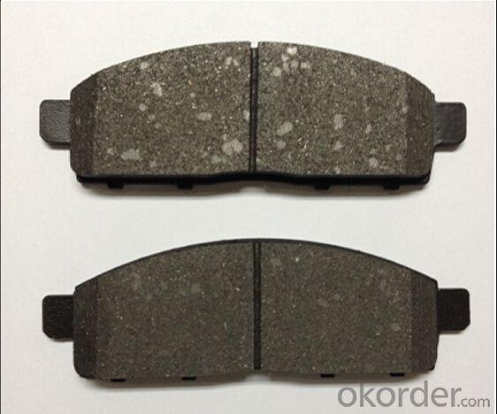 ANon asbestos brake lining for TOYOTA 19486