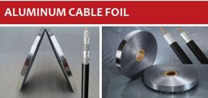 Alu Cable Foil Mylar Foil for Shielding Coaxial Cable