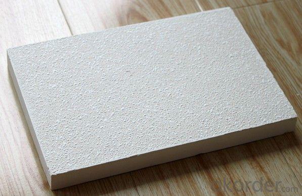 Acoustic Fiberglass Ceiling Well Quality 130K Density