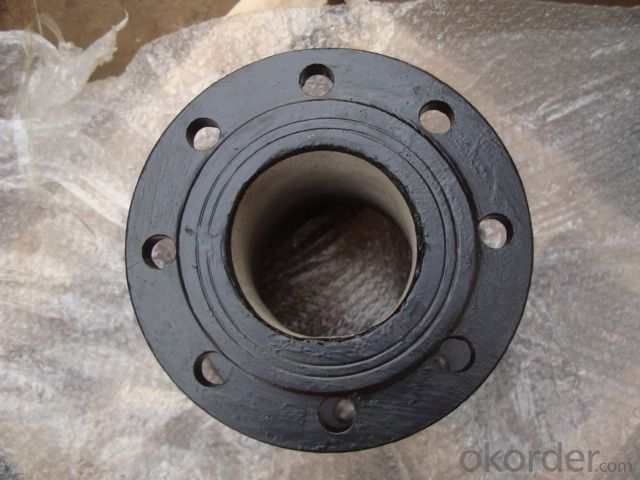 Ductile Iron Pipe Fittings with Accessories Made in China
