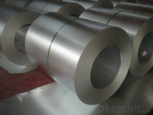 Gavalume Mg   steel   coils  and  sheets