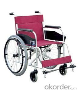 new Standard manual handicapped wheelchair