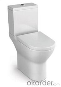 BATHROOM SANITARY WARE TWO PIECE TOILET -8517